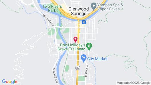 Rio Grande B&B LLC Map