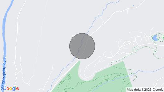 Viva Lodge: Streamside w/ Hot Tub, Close to Activities Map