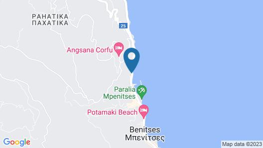 Dimitra Studios Map