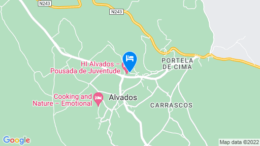 Casa Boho Map