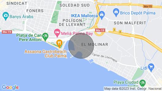 Ca Na Rosa (Es Portitxol) Map