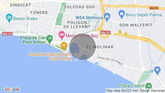 Evamas Map