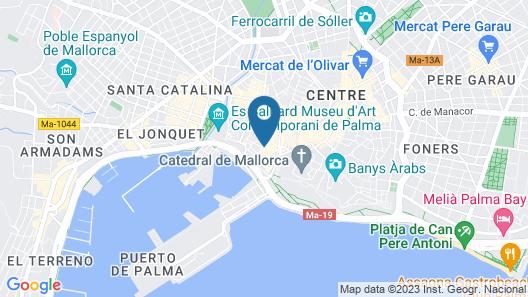 Palacio Can Marqués Map