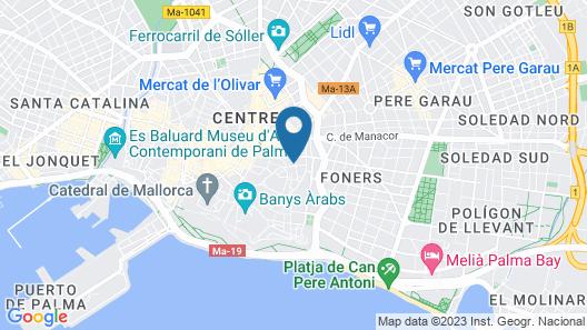 Brick Palma Map