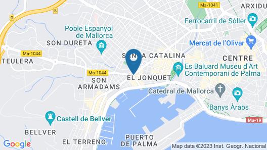 AC Hotel Ciutat de Palma by Marriott Map