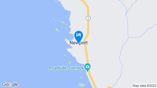 The Inn at Newport Ranch Map