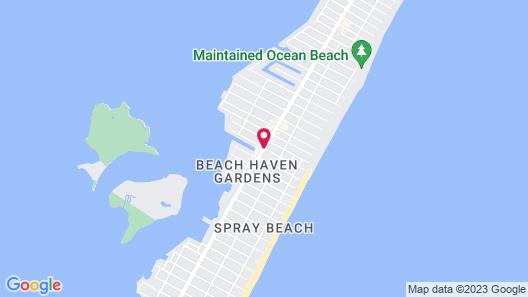 Mariner Inn Map