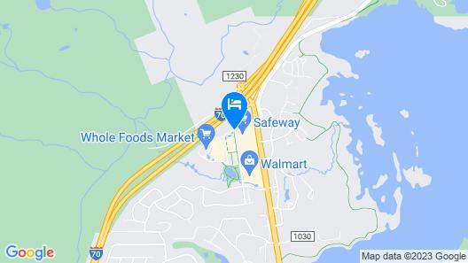 Alpine Inn Map