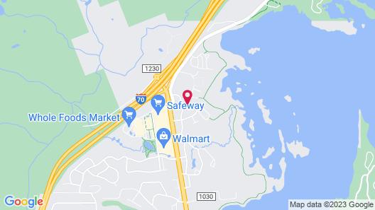 Ramada by Wyndham Frisco Map