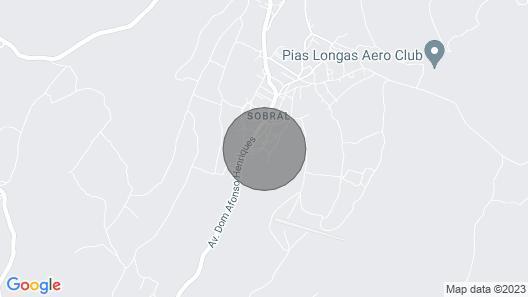 Senhora da Graça House - Between Fatima and Ourém Map