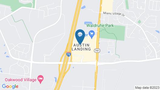 Staybridge Suites Miamisburg, an IHG Hotel Map