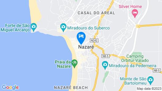 Hotel Magic Map