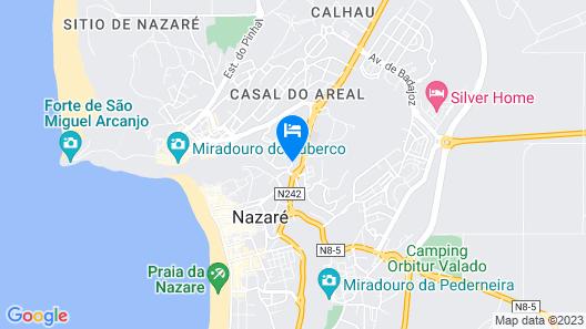 Villas Mare Residence Map