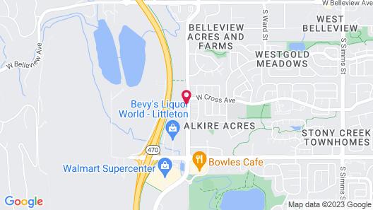La Quinta Inn & Suites by Wyndham Littleton Map