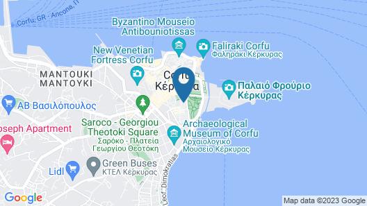 Townhall Studio Map