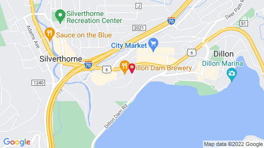 Dillon Inn Map