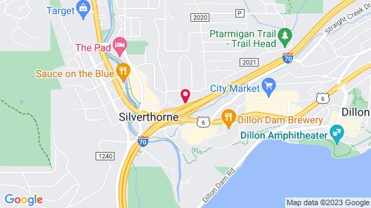 La Quinta Inn & Suites by Wyndham Silverthorne - Summit Co Map