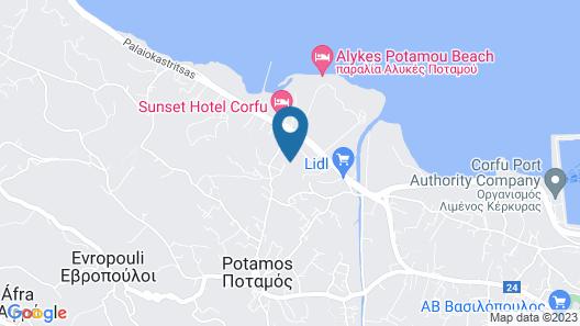 Local Hostel & Suites  Map