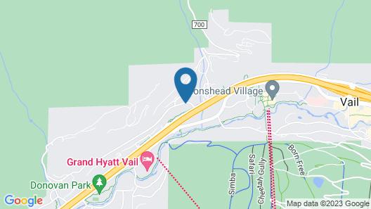 Vail Run Resort Map