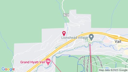 Sandstone Creek Club Map