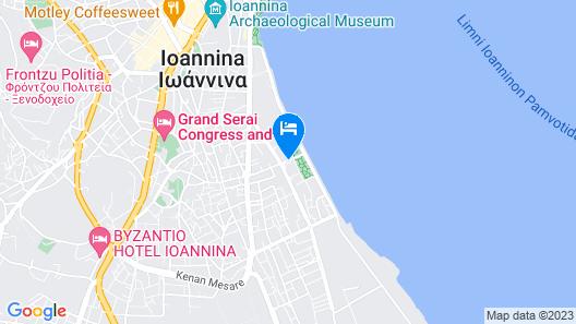 Hotel Du Lac Congress Center & Spa Map