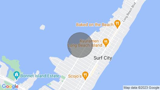 Bayside Retreat Unit 1 Map