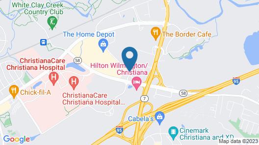 Country Inn & Suites by Radisson, Newark, DE Map