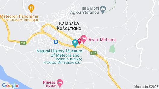 Hotel Kosta Famissi Map