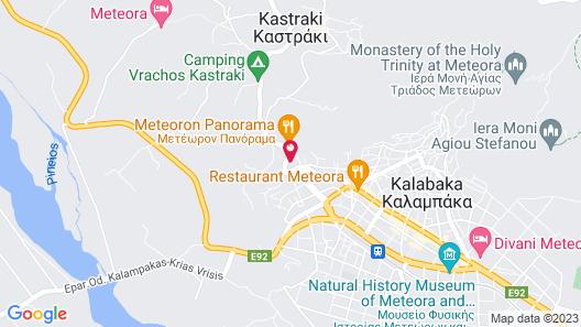 Theatro Hotel Odysseon Map
