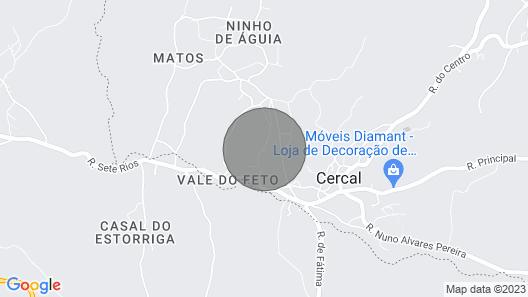 Fátima / Ourém - Breakfast included Map