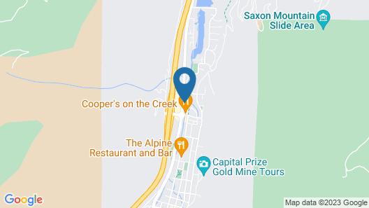 Microtel Inn & Suites by Wyndham Georgetown Lake Map