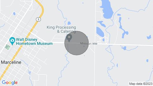 A Missouri Sweet Spot - Sleeps 16 Map