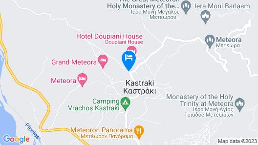 Kostis Hause II Map