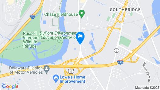 Fairview Inn Map