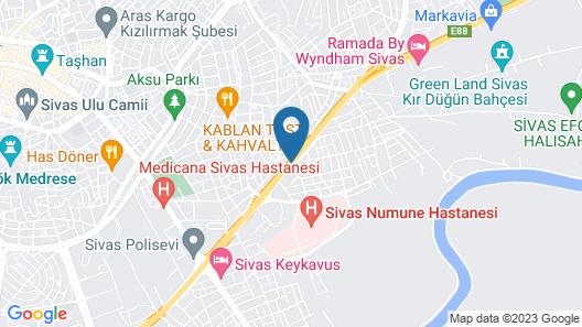 Ramada by Wyndham Sivas Map