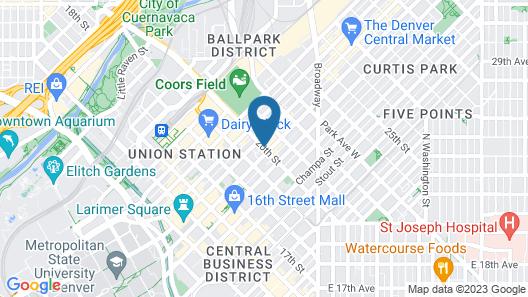 Hostel Fish Map