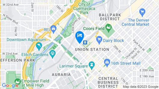 Kimpton Hotel Born, an IHG Hotel Map