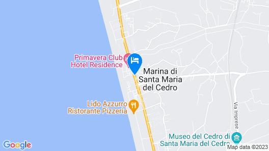 Hotel Residence Turium Map