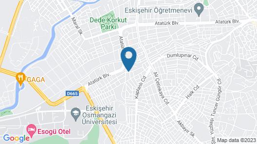 Park Dedeman Eskisehir Map