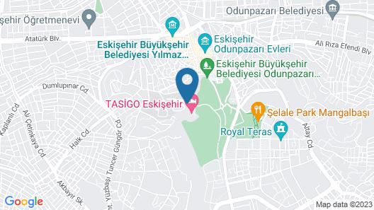 Tasigo Eskisehir Map