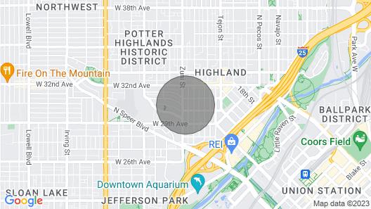 Sonder - Zuni Studios Map