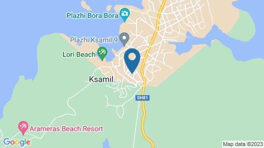 Villa Abedini Map