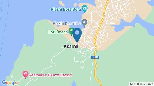 Hotel Mira Mare Map