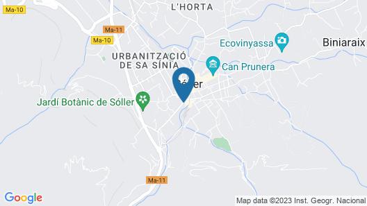 Ca'n Isabel Map