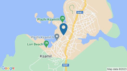 Divo Palace Hotel Map