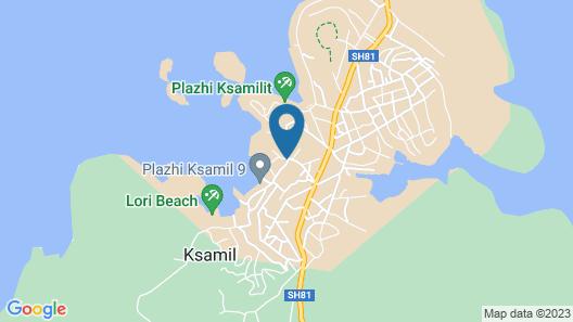 Hotel Mollanji Map