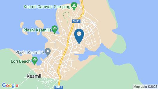 Vila Renato Map