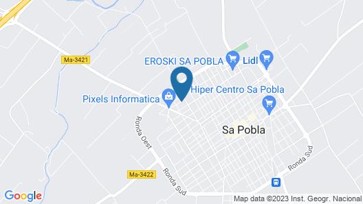 CAN Toni Map