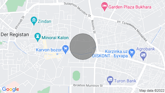Odilnur Map