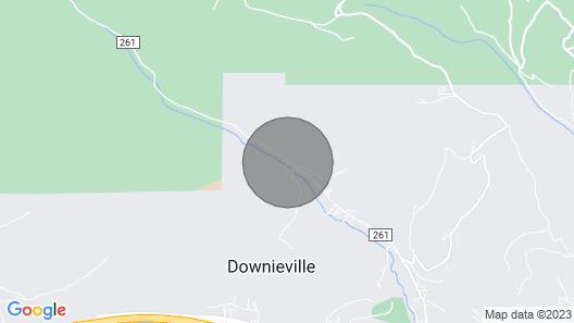 Cozy Idaho Springs Cottage w/ Mill Creek Views! Map